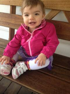 Gia - My beautiful granddaughter!